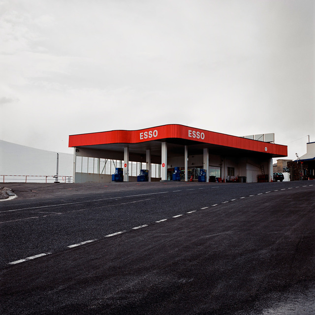 , 'Valira Drive · Esso,' 2017, Fifty Dots