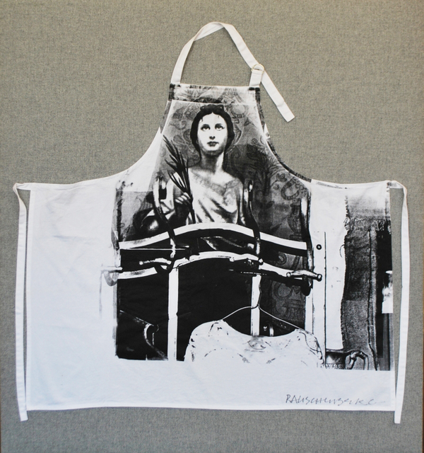 , 'Untitled (Apron),' 1997, Eckert Fine Art