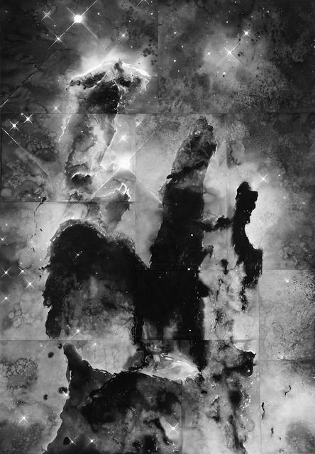, 'Hubble,' 2017, PRISKA PASQUER