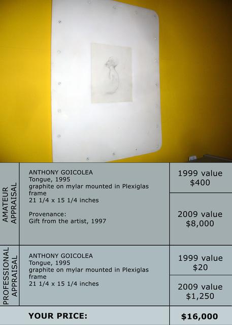 Jennifer Dalton, 'The Reappraisal (#5249041)', 2009, Winkleman Gallery