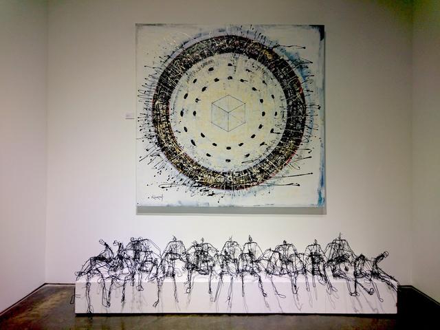 , 'Untitled,' 2015, Salwa Zeidan Gallery