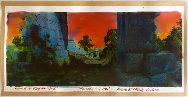 , 'Archives de l'Archéologue (Carsulae, 3.7.1984),' 1984, Brigitte March International Contemporary Art
