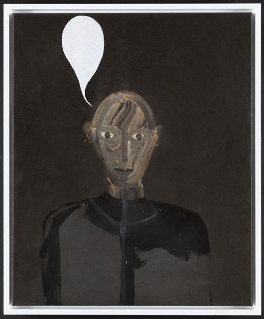 , 'A.A.: R.P. (Recognition Process),' 2014, Galería Heinrich Ehrhardt