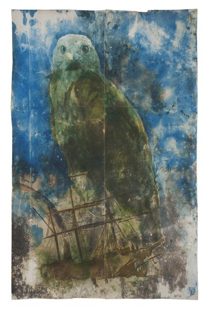, 'Adler/Schiff,' 1994, Galerie Judith Andreae