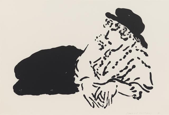, 'Celia (La Bergère),' 1981, Susan Sheehan Gallery