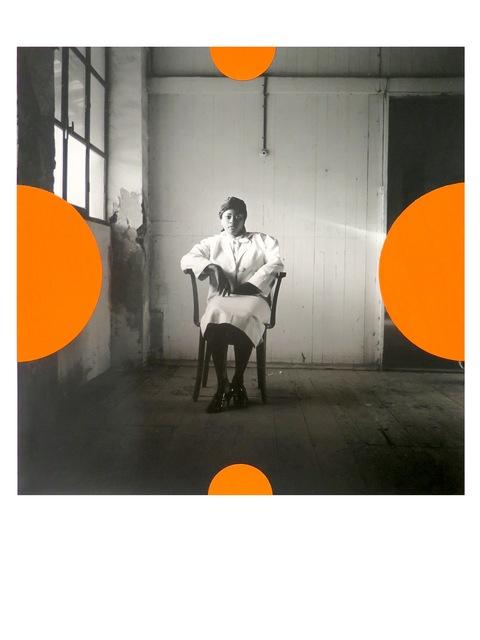 , 'André tu vas nous manquer,' 2016, Galerie Cécile Fakhoury - Abidjan