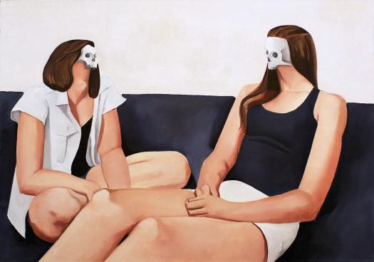 , 'The Conversation,' 2017, Massey Klein Gallery