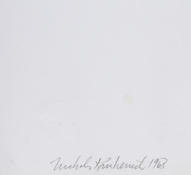 Nicholas Krushenick, 'Untitled from Iron Butterfly', 1968, Print, Screenprint, RoGallery