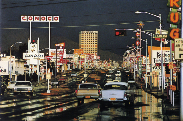 , 'Route 66, Albuquerque, NM,' 1969, Atlas Gallery