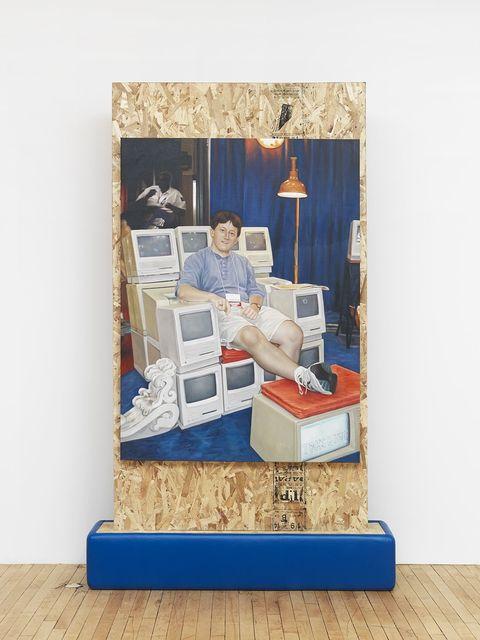 , 'Altar,' 2015, Feuer/Mesler