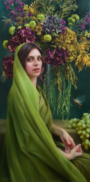 , 'Green Bride,' 2015, RJD Gallery