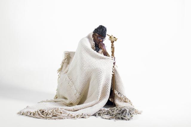 Maurice Mbikayi, 'President King', 2019, Gallery MOMO