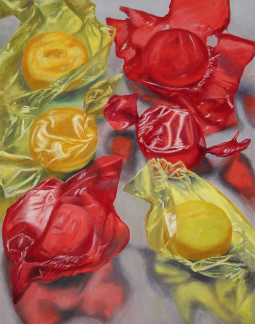 , 'Six Hard Candies,' 2008, Tabla Rasa Gallery