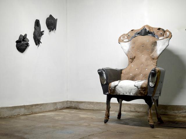 Nicholas Crombach, 'Throne', 2017, Art Mûr