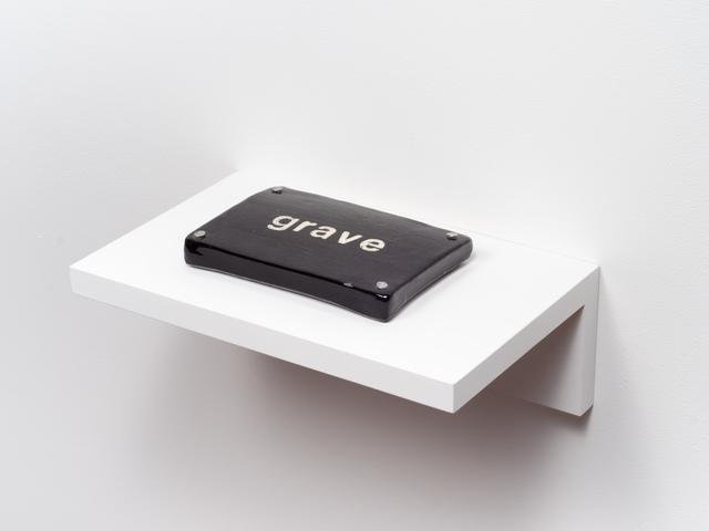 , 'Grave,' 2008, Fleisher/Ollman