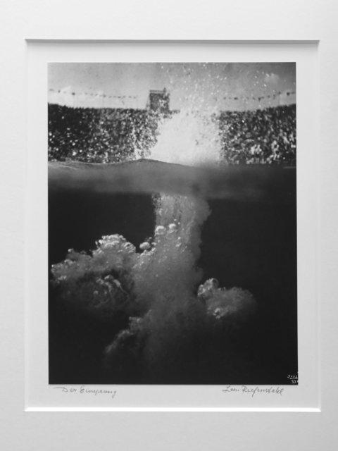 Leni Riefenstahl, 'Der Einsprung (The Entry)', 1936, The Art:Design Project