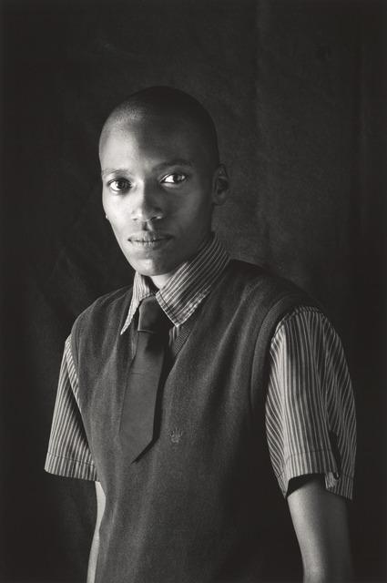 , 'Nhlanhla Esther Mofokeng, Thokoza, Johannesburg, 2010,' 2010, San Francisco Museum of Modern Art (SFMOMA)