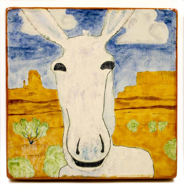 , 'Happy Donkey,' 2017, form & concept