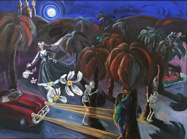 , 'Wedding of the Dead,' 1990, Gregorio Escalante Gallery