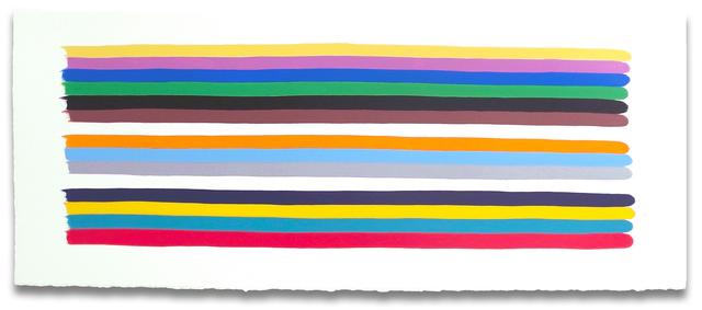 Jessica Snow, 'Long Color Stack 1', 2014, IdeelArt