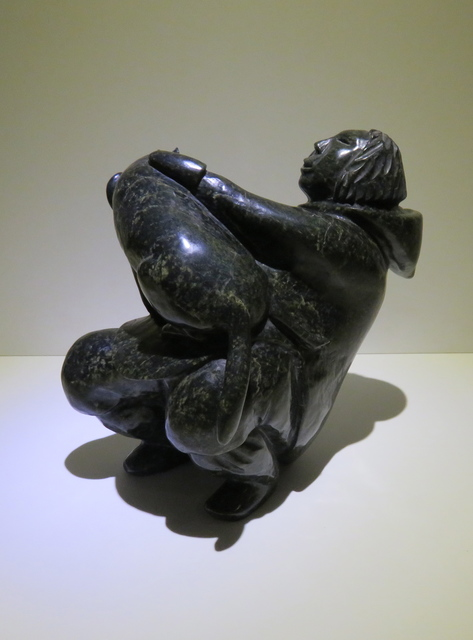 , 'Boy holding fox,' , Arctic Experience McNaught Gallery