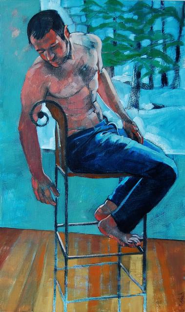 , 'Winters Hue,' 2016, Bowersock Gallery