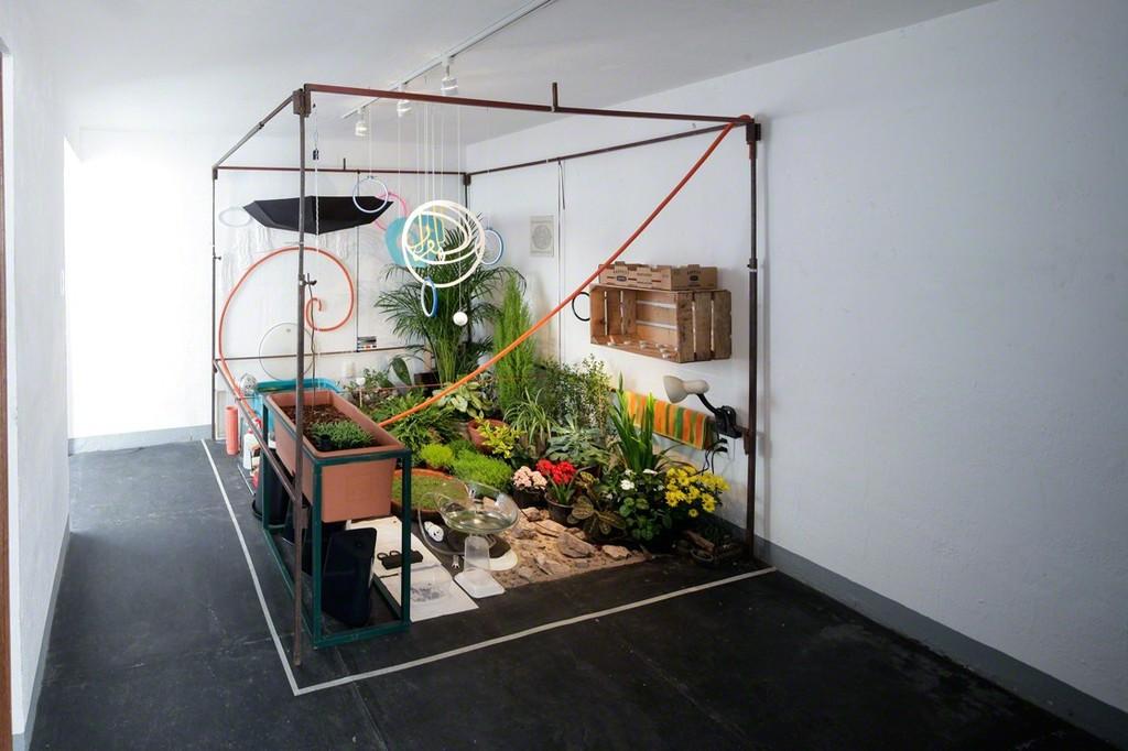 "Mevna, Installation views, ""XTC S.T."", 2015."