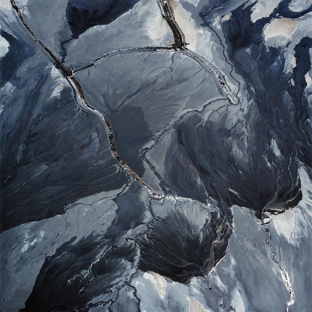 , 'Tailings Pond 3, Minera Centinela, Copper Mine, Antofagasta Region, Atacama Desert, Chile,' 2018, Robischon Gallery