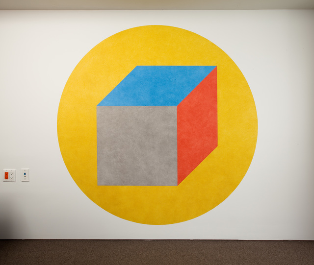 Sol LeWitt, 'Wall Drawing #596', 1989, James Cohan