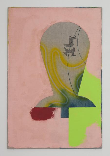 , 'Dada Head XI,' 2016, KaBe Contemporary