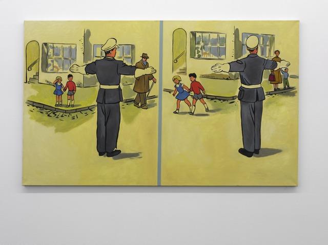 , 'Verkehrspolizist,' , Galerie Francesca Pia