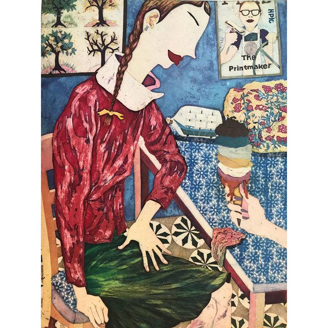 , 'TB,' 2015, Imprint Gallery