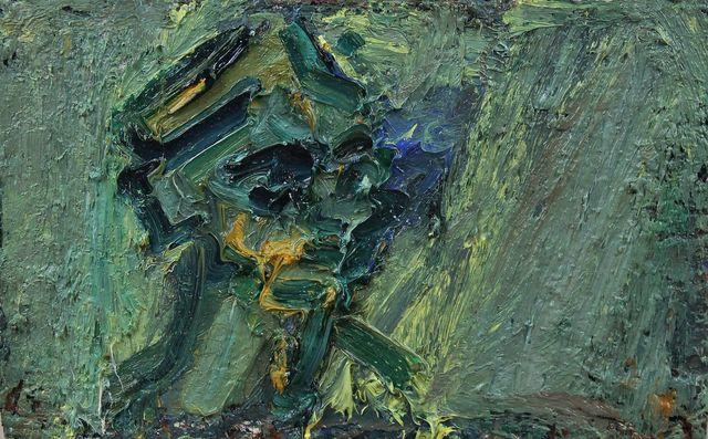 , 'Head of Kerrine,' 2017, Castlegate House Gallery