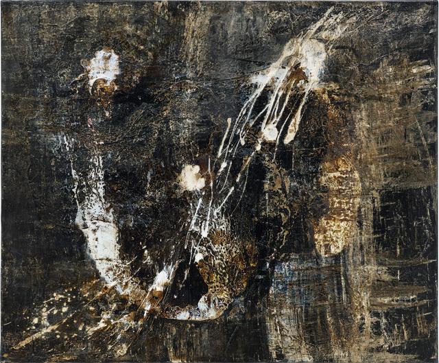 , 'Black DOllar TRUMPet day,' 2017, galerie bruno massa