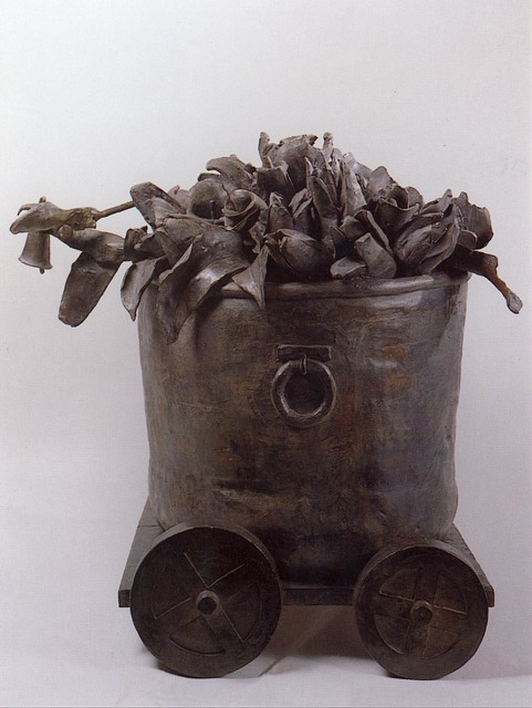 Julio Larraz, 'Flown from holland', 1998, Caiman Contemporary
