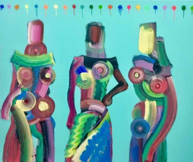 , 'Women's March,' , Gitana Rosa Gallery