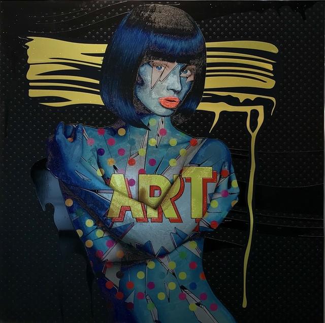 , 'Crazy Stacy ,' 2017, Denis Bloch Fine Art