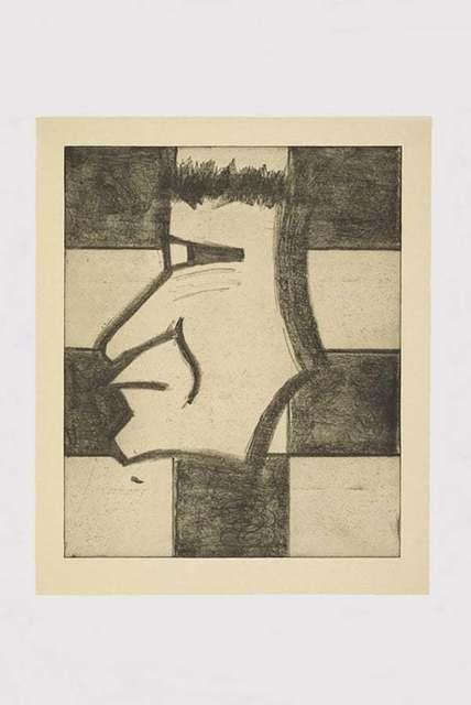 Joe Bradley, 'Untitled', 2018, Almine Rech
