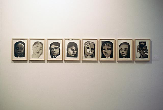 , 'Die Muzes,' 1991, Galerie Isabella Czarnowska