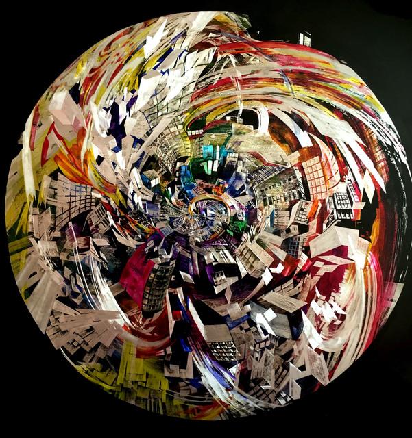 , 'Centrifugal,' 2016, Gallery Jinsun