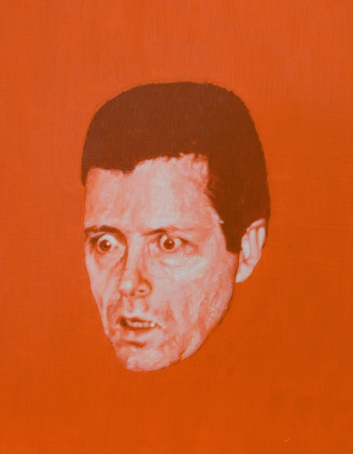 , 'Untitled (Self Portrait, Red),' 2010, Metro Pictures