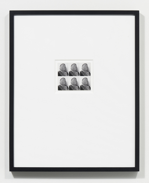 , 'Applicant Photos (Migrants) #1 - 3,' 2017, Catharine Clark Gallery