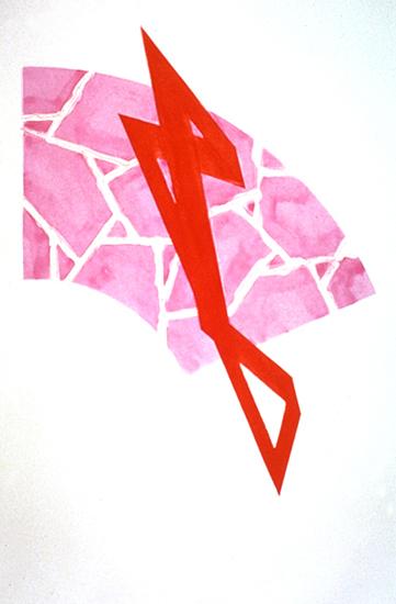 , 'Coup de Theatre,' 1985, Crown Point Press