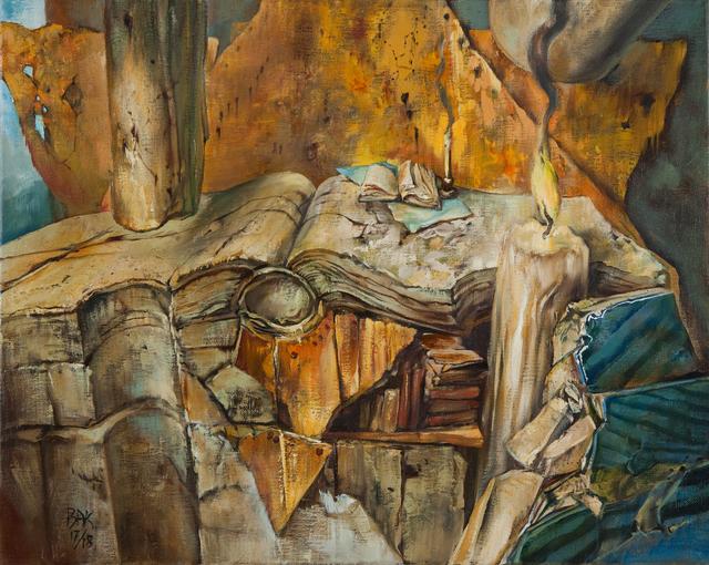 Samuel Bak, 'Star Story', Pucker Gallery