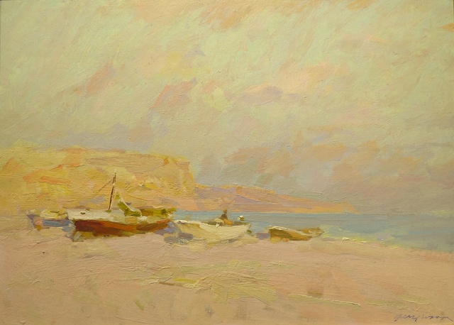 , 'Near Evening,' 1987, Gallery 901