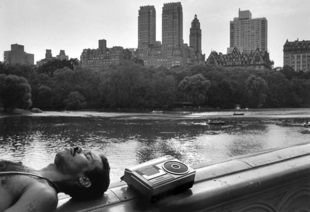 Ferdinando Scianna, 'USA. New York City. Manhattan. Central Park. ', 1985, Magnum Photos