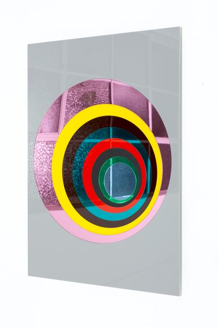 , 'Horizon Glass,' 2017, The Flat - Massimo Carasi