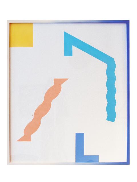 , 'Flatland 2,' 2013, Patrick Parrish Gallery