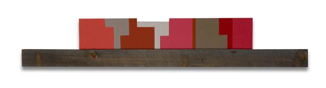 jean feinberg, 'Rachet Red (Abstract painting)', 2014, IdeelArt