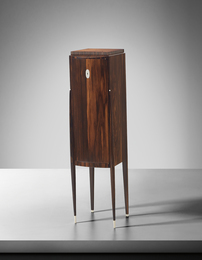 Jacques-Emile Ruhlmann, 'Spindle-legged cabinet, model no. 1525AR,' ca. 1920s, Phillips: 20th Century & Contemporary Art & Design Evening Sale